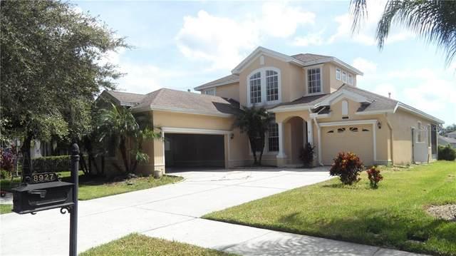 8927 Handel Loop, Land O Lakes, FL 34637 (MLS #T3257367) :: Griffin Group