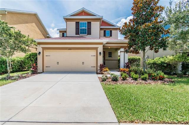 6923 Old Benton Drive, Apollo Beach, FL 33572 (MLS #T3257471) :: Dalton Wade Real Estate Group