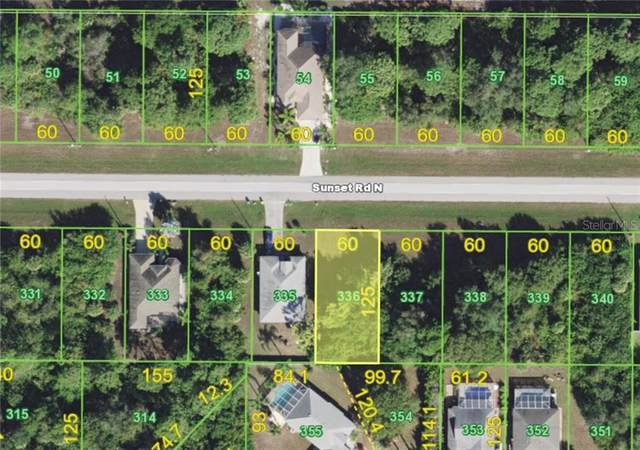 485 Sunset Road N, Rotonda West, FL 33947 (MLS #T3257552) :: The Duncan Duo Team