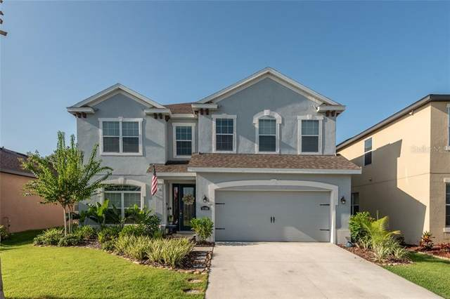 11164 Spring Point Circle, Riverview, FL 33579 (MLS #T3257585) :: The Duncan Duo Team