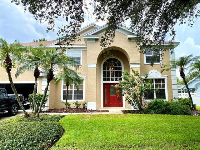 8710 Hidden Green Lane, Tampa, FL 33647 (MLS #T3257594) :: Dalton Wade Real Estate Group