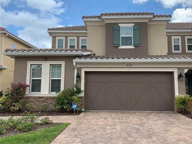 8737 Terracina Lake Drive, Tampa, FL 33625 (MLS #T3257693) :: Team Bohannon Keller Williams, Tampa Properties