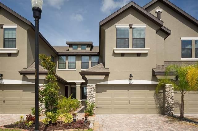 5052 Wandering Way, Wesley Chapel, FL 33544 (MLS #T3257703) :: Team Bohannon Keller Williams, Tampa Properties