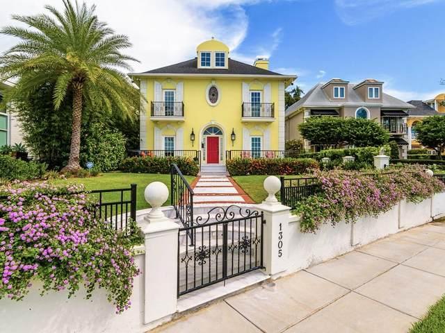1305 Bayshore Boulevard, Tampa, FL 33606 (MLS #T3257729) :: Team Bohannon Keller Williams, Tampa Properties