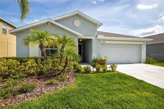 10946 Rainbow Pyrite Drive, Wimauma, FL 33598 (MLS #T3257756) :: Florida Real Estate Sellers at Keller Williams Realty