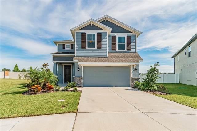 5463 Little Stream Lane, Wesley Chapel, FL 33545 (MLS #T3257779) :: Team Bohannon Keller Williams, Tampa Properties