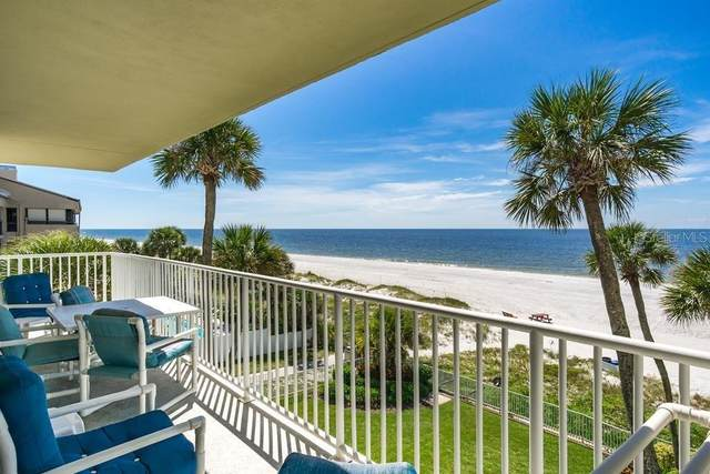 20000 Gulf Boulevard #401, Indian Shores, FL 33785 (MLS #T3257946) :: Baird Realty Group