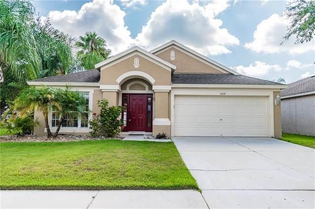 5704 Grindstone Loop, Wesley Chapel, FL 33544 (MLS #T3258014) :: Team Bohannon Keller Williams, Tampa Properties