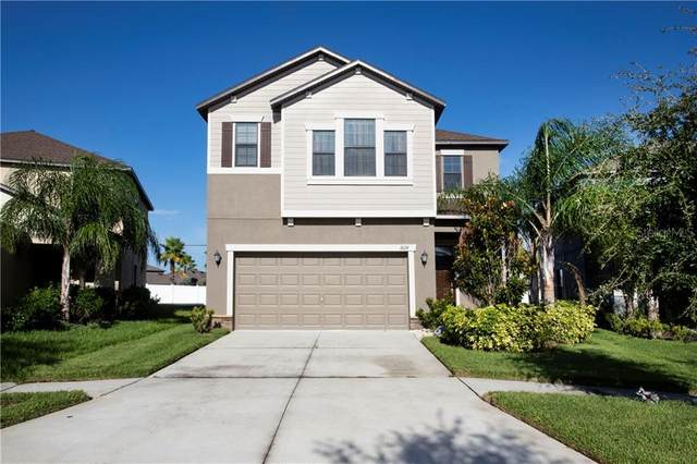 1824 Hawks View Drive, Ruskin, FL 33570 (MLS #T3258088) :: The Robertson Real Estate Group