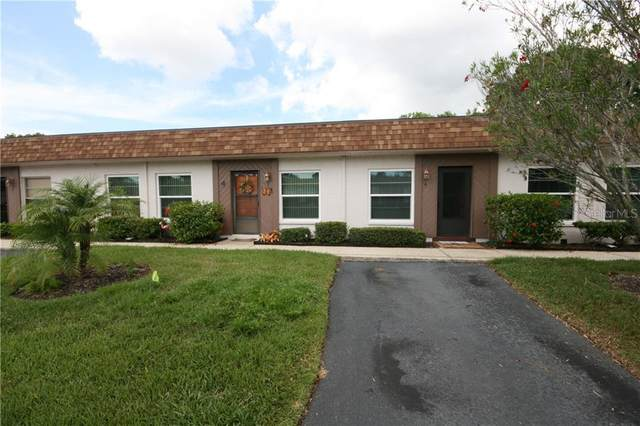 6165 Chesham Drive #4, New Port Richey, FL 34653 (MLS #T3258096) :: Florida Real Estate Sellers at Keller Williams Realty