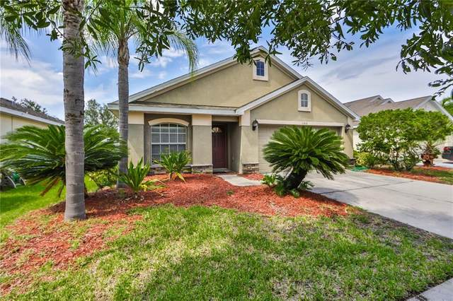 11410 Flora Springs Drive, Riverview, FL 33579 (MLS #T3258291) :: Dalton Wade Real Estate Group
