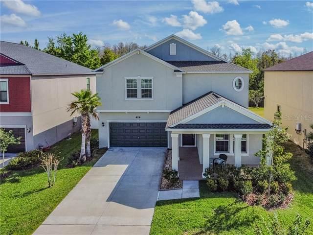 8750 Shady Pavillion Court, Land O Lakes, FL 34637 (MLS #T3258366) :: Cartwright Realty