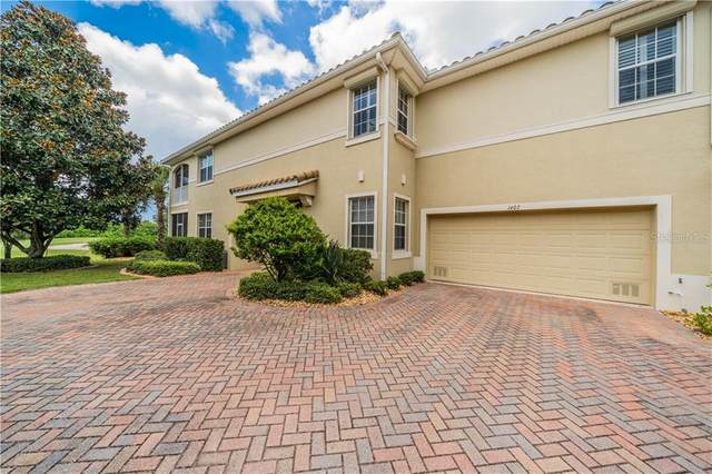1407 Emerald Dunes Drive #30, Sun City Center, FL 33573 (MLS #T3258400) :: The Heidi Schrock Team