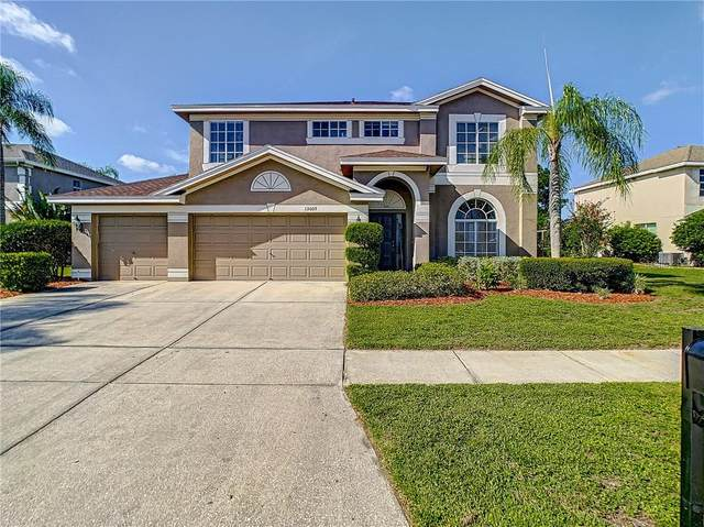 13009 Carlington Lane, Riverview, FL 33579 (MLS #T3258403) :: Dalton Wade Real Estate Group