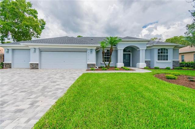 4016 Littleleaf Court, Spring Hill, FL 34609 (MLS #T3258408) :: Griffin Group