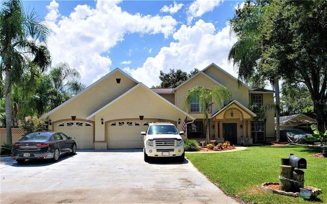 22332 Southshore Drive, Land O Lakes, FL 34639 (MLS #T3258422) :: Baird Realty Group