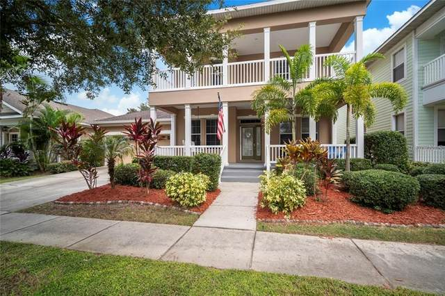 406 Manns Harbor Drive, Apollo Beach, FL 33572 (MLS #T3258493) :: The Figueroa Team