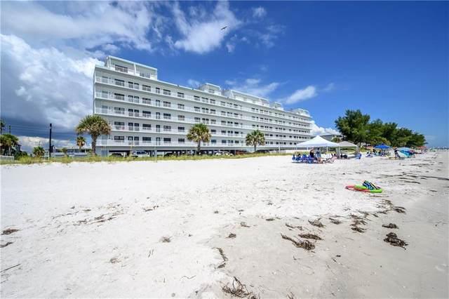 8470 W Gulf Boulevard #311, Treasure Island, FL 33706 (MLS #T3258494) :: CENTURY 21 OneBlue