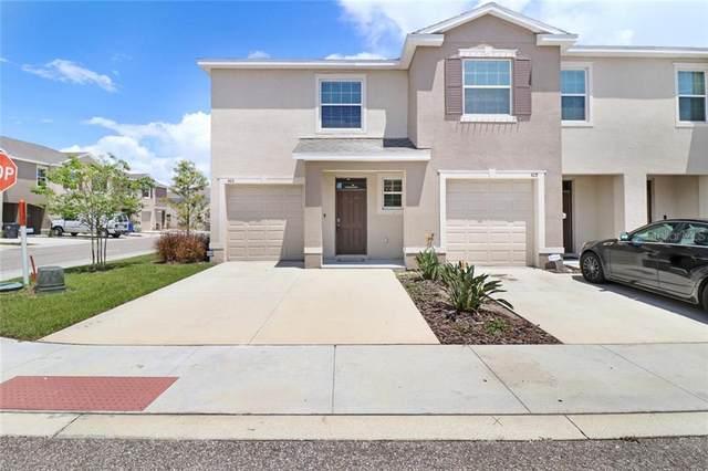 406 Newmont Circle, Ruskin, FL 33570 (MLS #T3258530) :: GO Realty
