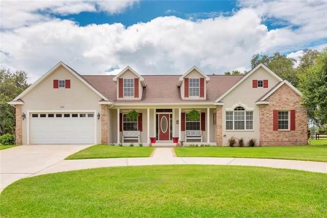 505 Cloverleaf Drive, Lithia, FL 33547 (MLS #T3258544) :: Team Bohannon Keller Williams, Tampa Properties