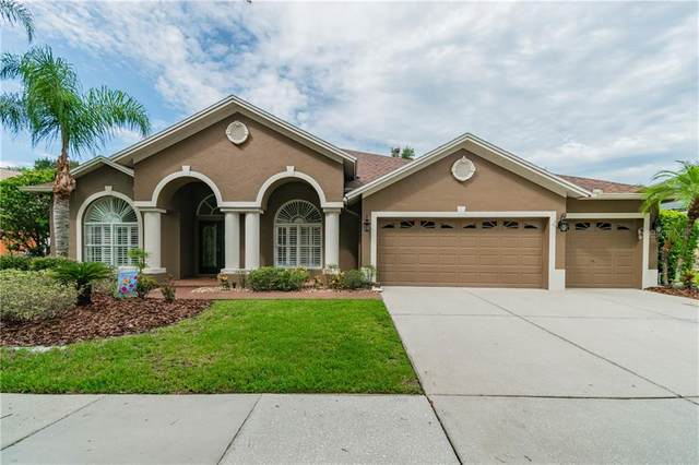 8341 Golden Prairie Drive, Tampa, FL 33647 (MLS #T3258576) :: Team Bohannon Keller Williams, Tampa Properties