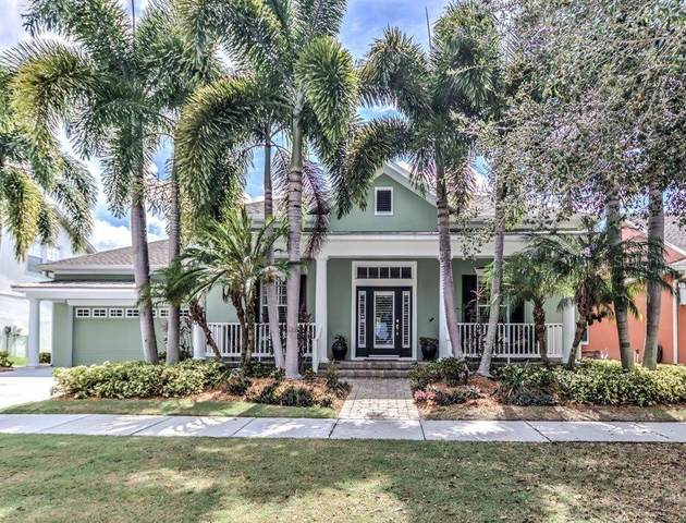 5717 Sea Trout Place, Apollo Beach, FL 33572 (MLS #T3258612) :: Medway Realty