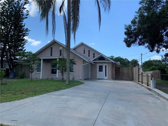 5418 17TH Avenue S, Gulfport, FL 33707 (MLS #T3258652) :: Baird Realty Group