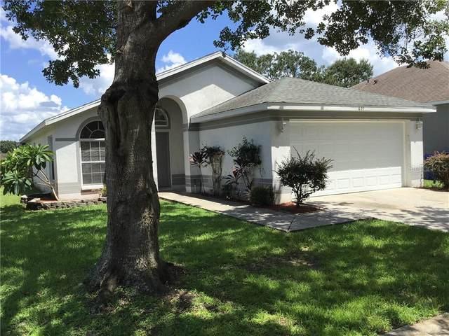 619 Sand Ridge Drive, Valrico, FL 33594 (MLS #T3258669) :: GO Realty