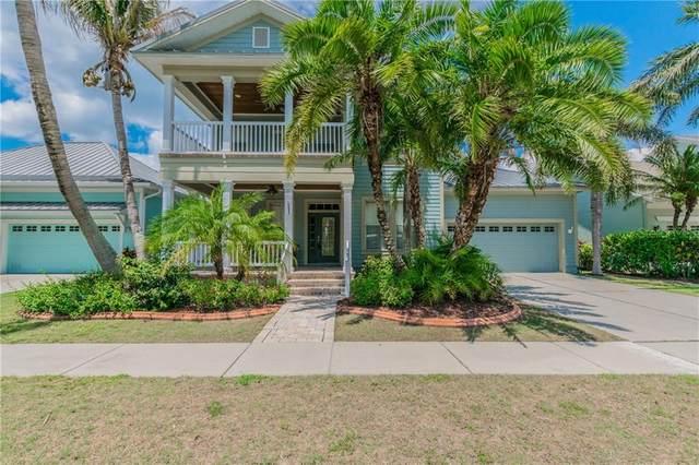 428 Islebay Drive, Apollo Beach, FL 33572 (MLS #T3258703) :: Keller Williams on the Water/Sarasota