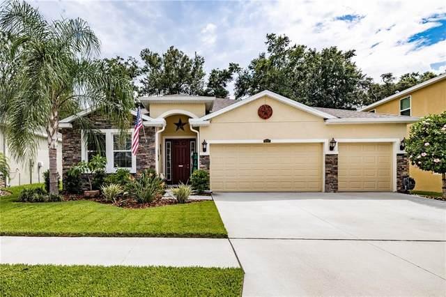 10407 Pleasant Spring Way, Riverview, FL 33578 (MLS #T3258750) :: Pristine Properties