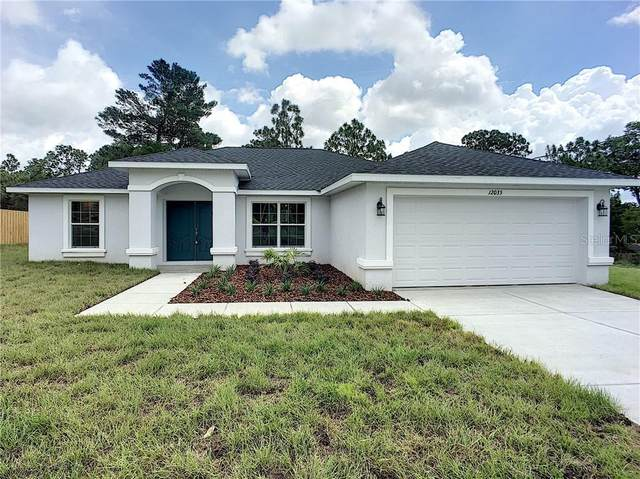 5277 Woodridge Lane, Spring Hill, FL 34609 (MLS #T3258804) :: Cartwright Realty