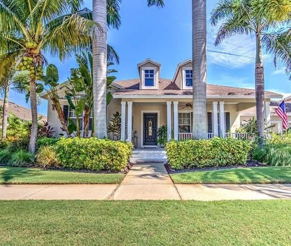 617 Islebay Drive, Apollo Beach, FL 33572 (MLS #T3258889) :: Keller Williams on the Water/Sarasota
