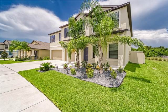 9737 Sage Creek Drive, Ruskin, FL 33573 (MLS #T3258966) :: Ramos Professionals Group