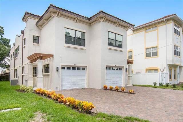4411 W Gray Street #1, Tampa, FL 33609 (MLS #T3259044) :: Team Bohannon Keller Williams, Tampa Properties