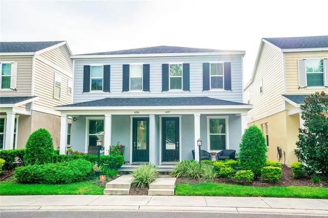 637 Jetstar Lane, Oldsmar, FL 34677 (MLS #T3259103) :: Florida Real Estate Sellers at Keller Williams Realty