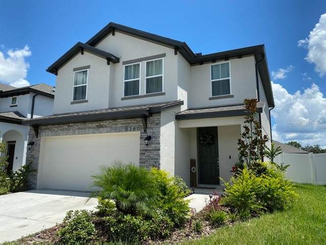 Address Not Published, Wesley Chapel, FL 33545 (MLS #T3259173) :: Cartwright Realty