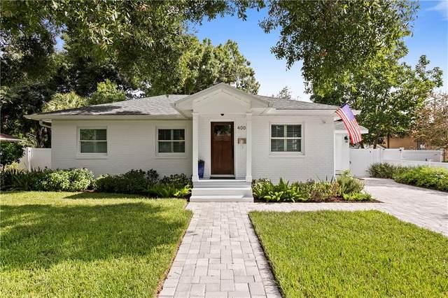 4008 W Mullen Avenue, Tampa, FL 33609 (MLS #T3259236) :: Team Bohannon Keller Williams, Tampa Properties