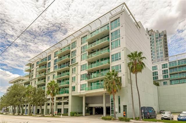 111 N 12TH Street #1305, Tampa, FL 33602 (MLS #T3259313) :: Team Pepka