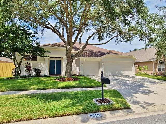 9416 Rockrose Drive, Tampa, FL 33647 (MLS #T3259463) :: Team Bohannon Keller Williams, Tampa Properties