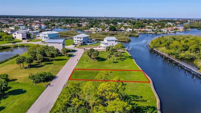 5809 Elisabethan Lane (Lot 7), New Port Richey, FL 34652 (MLS #T3259497) :: Delgado Home Team at Keller Williams