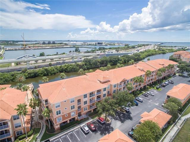 5000 Culbreath Key Way #8108, Tampa, FL 33611 (MLS #T3259905) :: Team Buky