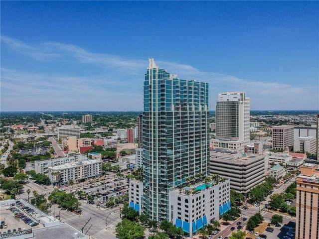 777 N Ashley Drive #3009, Tampa, FL 33602 (MLS #T3260056) :: Team Buky