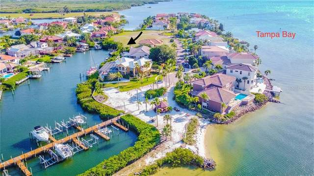914 Symphony Beach Lane, Apollo Beach, FL 33572 (MLS #T3260101) :: Bustamante Real Estate