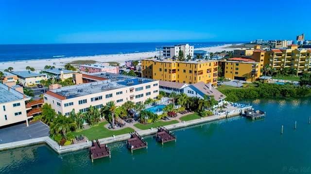 10265 Gulf Boulevard A-306, Treasure Island, FL 33706 (MLS #T3260349) :: Team Buky