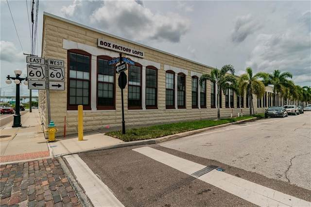 2001 E 2ND Avenue 6C, Tampa, FL 33605 (MLS #T3261387) :: Team Buky