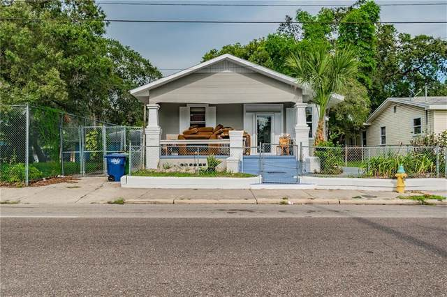 3203 N 15TH Street, Tampa, FL 33605 (MLS #T3261397) :: Griffin Group