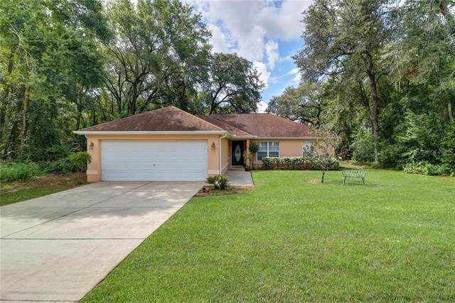 8566 SE 164TH Place, Summerfield, FL 34491 (MLS #T3261558) :: Griffin Group