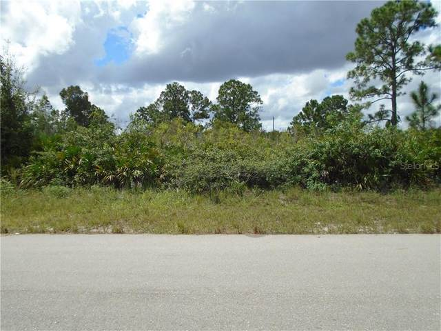 3003 48TH Street W, Lehigh Acres, FL 33971 (MLS #T3261858) :: Rabell Realty Group