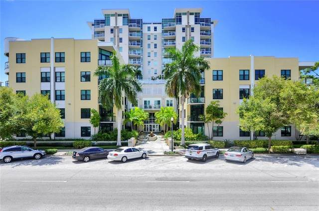 400 4TH Avenue S #404, St Petersburg, FL 33701 (MLS #T3262160) :: The Light Team