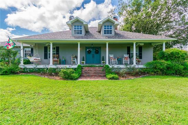 27358 Hickory Hill Road, Brooksville, FL 34602 (MLS #T3262622) :: Rabell Realty Group